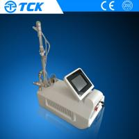 Co2 fractional laser resurfacing for stretch marks , Blood Vessels Removal machine Manufactures