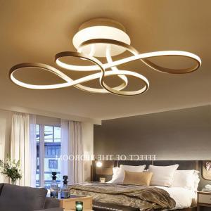 China Modern LED ceiling chandelier lights led lamp for bedroom Sitting Room (WH-MA-86) on sale