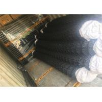 Powder Coated Steel Chain-Link Fence Manufactures