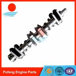 HINO Crankshaft supplier in China EM100 casting crankshaft 13400-1082 Manufactures