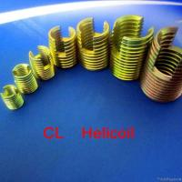 Helicoil Wire Thread Inserts M4 To M12 Manufactures