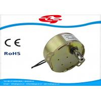 TYC50 3W AC Synchronous Electric Motor CW/CCW Rotation With 50/60hz Frequency Manufactures