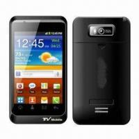 4.0-inch GSM Phones, PDA, Touch Screen with MTK6250 Manufactures
