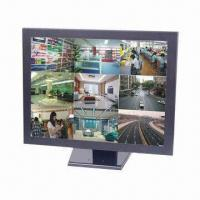 19-inch CCTV LCD Monitor with 3-D Digital Comb Filter and 3-D Digital Noise Reduction Manufactures