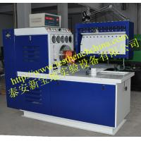 China XBD-619S fashion design beautiful appearance digital display data diesel fuel injection pump test bench on sale