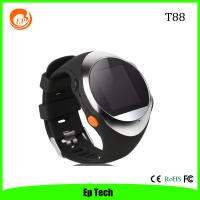 GPS Tracker Watch with SOS Button Set safezone suitable to Children/Student/elderly-T88 Manufactures