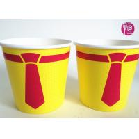 China Standard Size 34 Ounce Take Away Plant Paper Pot Cup With Lid on sale