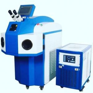Portable Laser Spot Welding Machine / Jewellery Laser Soldering Machine Manufactures