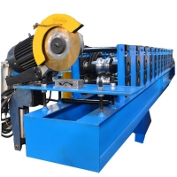 China Building Material Rolling Shutter Door Roll Forming Machine automatic roller shutter garage doors machine on sale