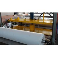 Hydraulic Servo Control Non Woven Punching Machine , Fabric Punching Machine