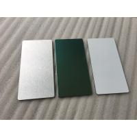 Glossy Silver Aluminum Sandwich Panel Decorative Exterior Wall Panels Manufactures