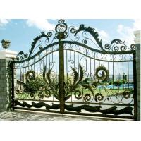 wrought iron gate Manufactures