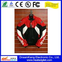 China Heated motorcycle clothes manufactured by Heatedgilet China on sale