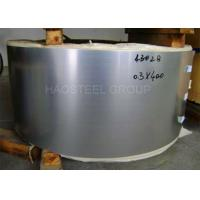 Thickness 0.2mm - 25mm Hot Rolled Steel Coil / Polished Stainless Steel Strips Manufactures