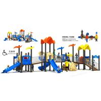 Quality Special Type Childrens Outdoor Slide Large Accessible Facility For Park for sale