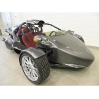 Custom 1649cc Tri Wheel Motorcycle With 2 Seats / Powered Engine Manufactures