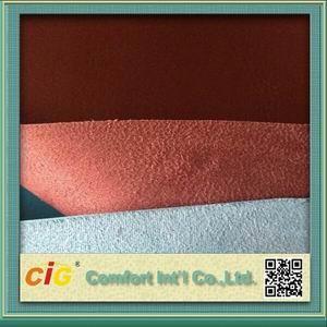 Customized Color Waterproof Shoe polyurethane synthetic leather