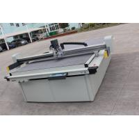 China High Efficiency Foam Cutting Equipment With Liner Guide Driving System on sale