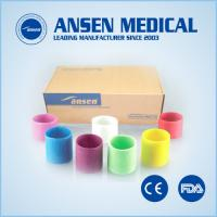 Medical orthopedic surgery polyester color fiberglass material Casting Tape Bandage for sale