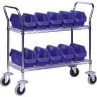 China NSF Metal Utility Cart/Metal Service Trolley for Hospital on sale
