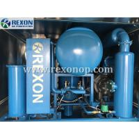Weather Proof Type Double Stage High Vacuum Electric Insulating Oil Purifier Machine 9000Liters Manufactures
