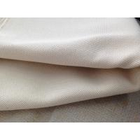 100% Pure White Organic Cotton Canvas Textile with No Stimulation Composition Manufactures