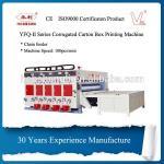 Chain Feeder Pizza Box Printing Machine Manufactures
