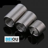 wire thread insert with 304 stainless steel material Manufactures