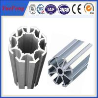 Aluminium stand pameran trade show aluminum profiles frame for standard exhibition stand Manufactures