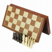 Wooden Chess Set, Suitable for Promotions, Customized Designs are Accepted Manufactures