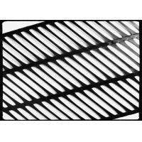 High Strength PP Uniaxial Geogrid Black for Retaining Wall , 260KN/M Manufactures