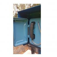 Rugged Weatherproof Emergency Phone For Outdoors , Roadside SOS Call Box Manufactures