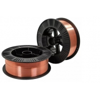 Copper Coated 1.2mm Thickness Co2 Mig Welding Wire Manufactures