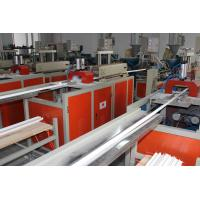 China HDPE Pipe Production Line / Hdpe Pipe Making Machine 600kgs/h FCC on sale