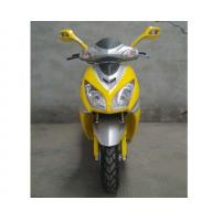 Eletric / Kick Start 150CC Single Cylinder 4 Stroke Motor Scooter With Front Disc Brake Manufactures