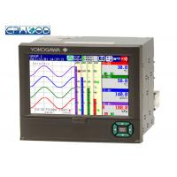 Original Yokogawa Japan Waterproof Paperless Recorder Fx1000 Series With Cf Card Manufactures