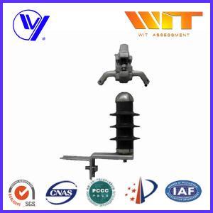 C Type Gap Metal Oxide Lightning Arrester 10KV for Transmission Line Manufactures