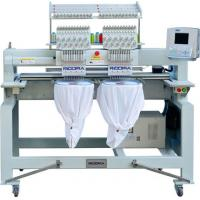 Mixed Multi-head Embroidery Machine with Dahao control system Manufactures