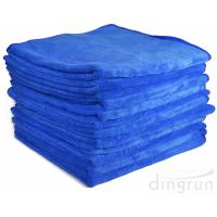 Premium Quick Dry Absorbent Microfiber Towels For Car Cleaning Manufactures