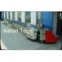 Windows Plastic Profile Production Line , PVC Door Making Machine CE