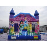 Commercial Children Inflatable Jumping Castle Big Horse For Kids Game Manufactures