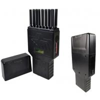 16 Bands Portable Handheld Cell Phone WIFI GPS UHF VHF 315 433 Signal Jammer Manufactures