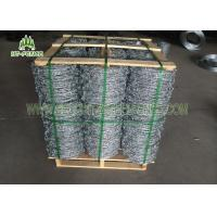 China Easy Installation 14 Guage Concertina Razor Wire With Hot Dipped Galvanized on sale