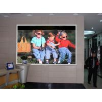 Portable 6mm / 10mm full color  indoor led video display electronic signs for businesses