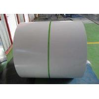 China Eco Friendly PPGI Steel Sheet TDC51D Z275 Z180 Ivory Color For Home Appliance on sale