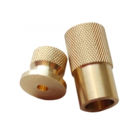 China Electric Bicycle CNC Machining Ra0.8 copper turned parts on sale