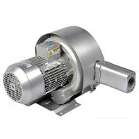 Aluminum Air Blower Pump With Electric Motor Three Phase Type Shock Proof Manufactures