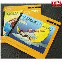 children colorful comic publishers hardcover book Manufactures