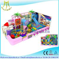 China Hansel kids indoor play equipment amusement park equipment outdoor playground on sale