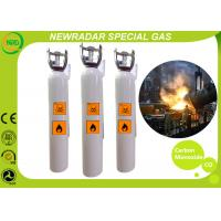 Highly Flammable Electronic Gases 40L Cylinder For Chemical Industry Manufactures